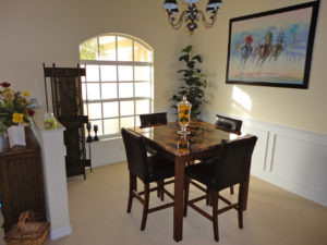 Dining Room before transformation