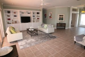 Stage your Living Room to sell a lifestyle