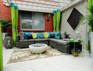 The Perfect Outdoor Space