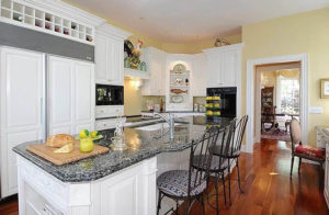 Clean Kitchen after